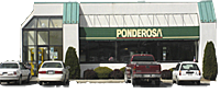 Ponderosa Steak House building
